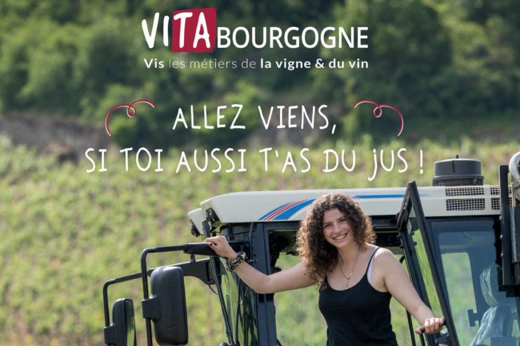 Tractoriste viticole